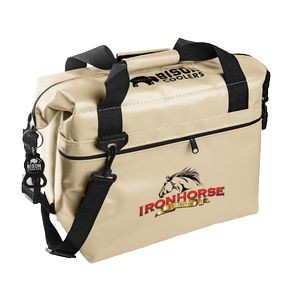 Bison 12-Can SoftPak Cooler - Made in USA - Customization Available