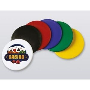 "1 5/8"" Plastic Tokens (4-Color)"
