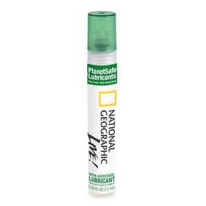 PlanetSafe L6 Lubricant Spray with Green Cap, 0.25 fl oz