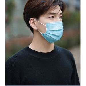 Disposable 3 Layer Filters Non-woven Face Masks (FDA & CE)